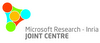 Microsoft Research - Inria Joint Centre